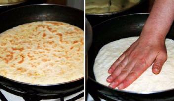 Как приготовить вкусный хачапури на кефире в домашних условиях