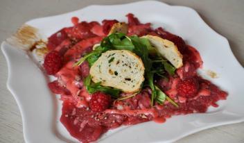 Карпаччо из говядины: домашний рецепт приготовления