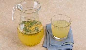 Лимонад из маракуйи в домашних условиях