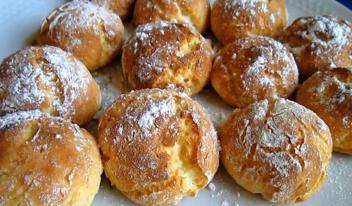 Лучший в мире завтрак - ванильные сырники!  Придутся по вкусу и взрослым, и детям...