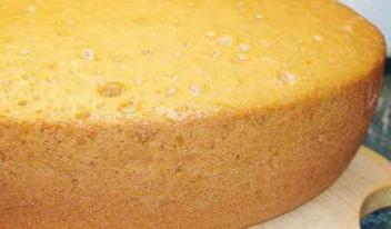 Мега пышный бисквит на кефире: простой и быстрый рецепт!