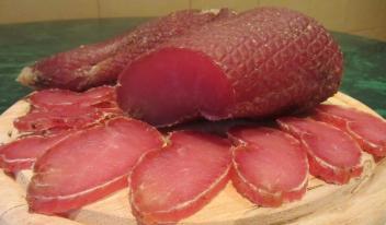 Необыкновенно вкусная, пряная, вяленая свинина в домашних условиях
