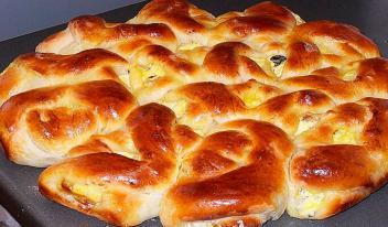 Необыкновенное Милашино тесто: пошаговый рецепт
