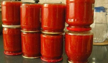 Невероятно вкусный домашний кетчуп на зиму: пошаговый рецепт