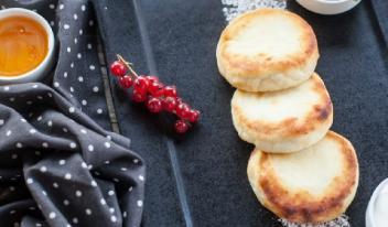 Нежные творожные сырники по рецепту шеф-повара