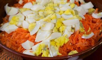Очень вкусный и полезный морковный салат