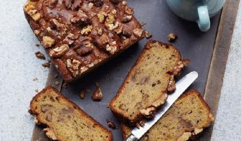 Ореховый бездрожжевой хлеб: совершенно гениальный рецепт!