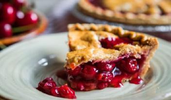 Пирог с вишней из сериала «Твин Пикс»
