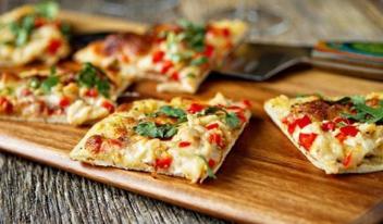 Пицца без муки: просто и изумительно!