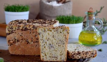 Пошаговый рецепт настоящего шведского хлеба без замеса