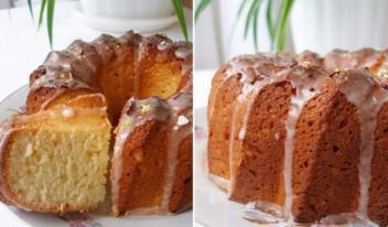 Пошаговый рецепт творожного кекса по ГОСТу