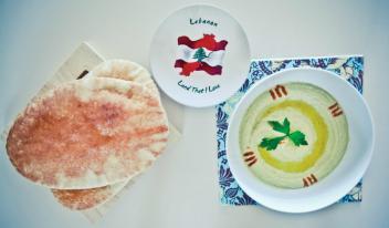 Приготовление хумуса из зеленого горошка в домашних условиях
