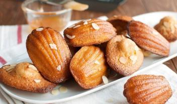Простой рецепт: французское печенье Мадлен