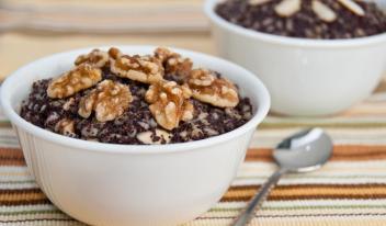 Простой рецепт кутьи из риса