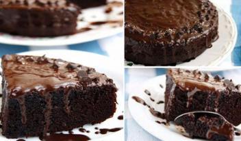 Простой рецепт приготовления шоколадного бисквита
