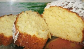Простые, нежные кексы на кефире: рецепт проще простого!