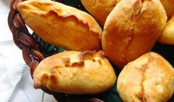 Рецепт французского теста для приготовления пирожков