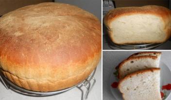 Рецепт приготовления изумительного домашнего хлеба