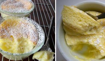 Рецепт приготовления изумительного лимонного мини торта