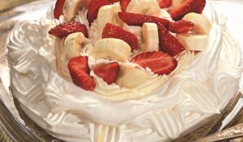 Рецепт приготовления изумительного торта «Павлова»