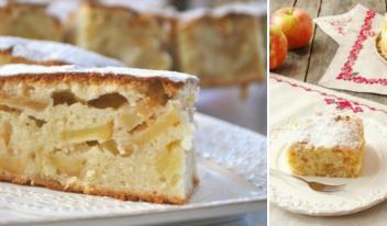 Рецепт приготовления яблочного заливного пирога по-немецки