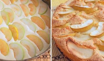 Рецепт приготовления самого вкусного яблочного пирога