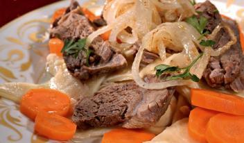 Рецепт приготовления татарской кулламы