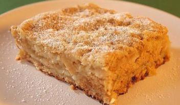 Рецепт приготовления восхитительного яблочного пирога на скорую руку