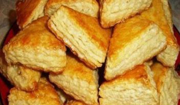 Рецепт приготовления восхитительного печенья на кефире