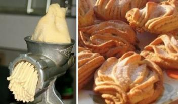 Рецепт самого вкусного и необычного печенья в мире! Незабываемый вкус детства!