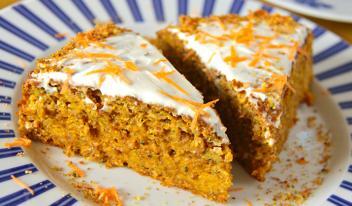 Рецепт самого вкусного и простого морковного пирога