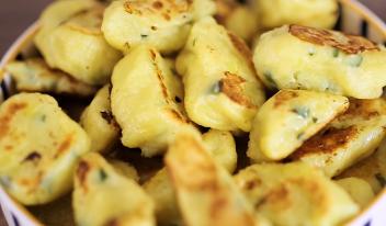 Рецепты из картошки (ВИДЕО)
