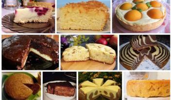 Рецепты пирогов в мультиварке: ТОП-10 вкусных и простых вариантов домашней выпечки