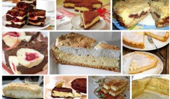 ТОП-10 вкуснейших пирогов с творожной начинкой!