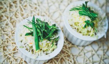 Салат «Мимоза» с консервами - пошаговый рецепт с фото