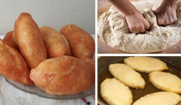 Самые лучшие рецепты теста для пирожков
