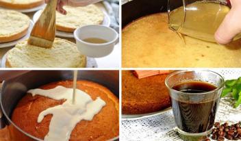 Самые вкусные пропитки для бисквитных тортов: ТОП-13 рецептов для сладкоежек!
