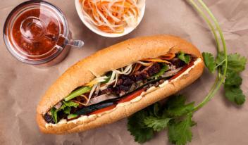Сэндвич вьетнамский и рецепт его приготовления