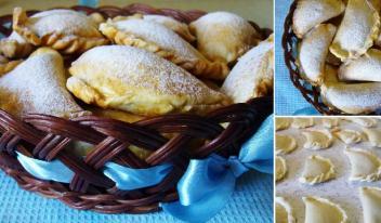 Сказочные пирожки с малиновым джемом для Алисы из зазеркалья