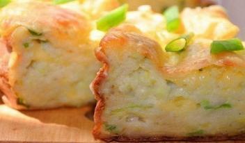 Сочная, питательная и ароматная запеканка станет идеальным вариантом для завтрака обеда или ужина!