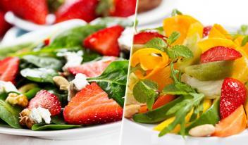 ТОП-5 рецептов простых и вкусных весенних салатов: ароматные и полезные!