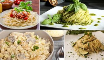 ТОП-6 соусов для итальянской пасты, которые ты просто обязана попробовать!