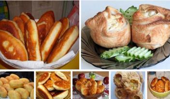 ТОП-7 проверенных рецептов: очень вкусные домашние пирожки