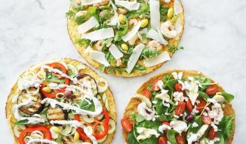 Вкуснейшая пицца без теста с овощами: пошаговый рецепт