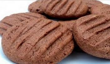 Восхитительное шоколадное печенье с вареньем