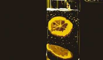 WOW: Черный лимонад для быстрого детокса