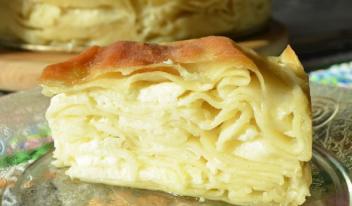 Ачма с сыром - рецепт, который понравится многим!