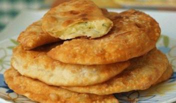 Быстрые пирожки с картошкой: пошаговый рецепт