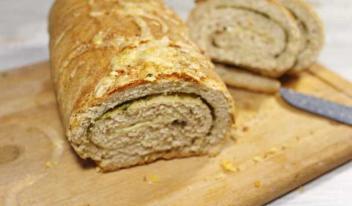 Чудо-хлеб без муки: идеальный для тех, кто сидит на диете!
