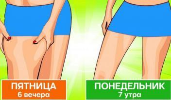 Как быстро похудеть на 3 кг за 2 дня